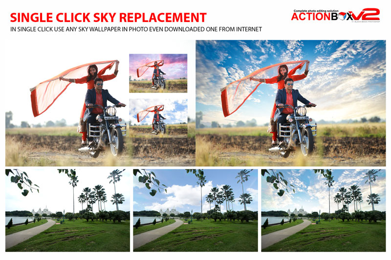 sky-replacement